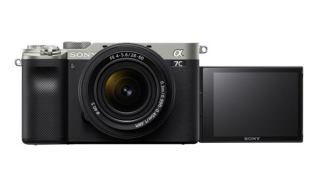 Sony Alpha 7C©Sony