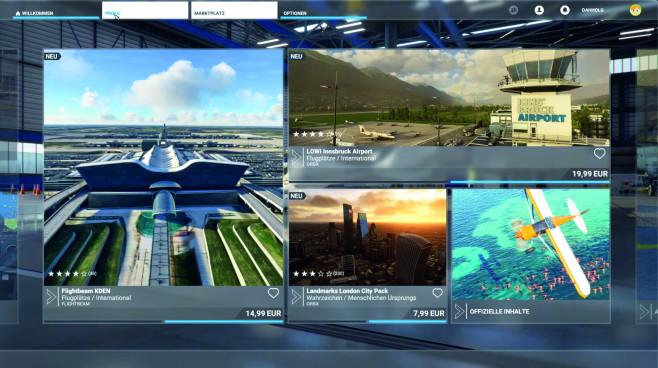 Microsoft Flight Simulator©Microsoft