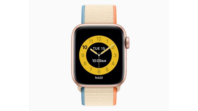Family Setup: Apple macht die Apple Watch zur Kinderuhr Der Schulzeit-Modus.©Apple