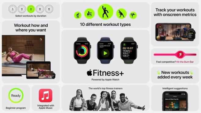 Apple Fitness Plus©Apple
