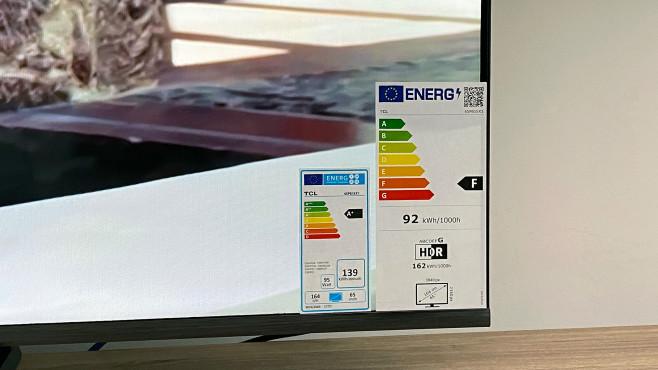 Das EU-Energielabel soll auf den ersten Blick sparsame von weniger effizienten Geräten unterscheidbar machen.©COMPUTER BILD
