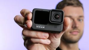 GoPro in der Hand©COMPUTER BILD