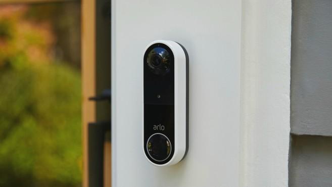 Arlo Video Doorbell Wireless©Arlo