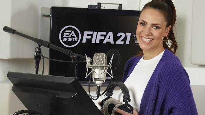 Esther Sedlaczek FIFA 21©Electronic Artts