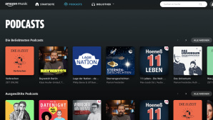 Amazon Music: Podcasts © Amazon