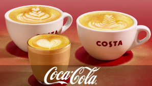 Coca Cola und Costa Coffee © Coca Cola