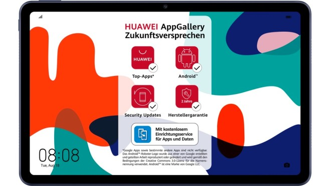 Tablet Huawei Matepad©Huawei