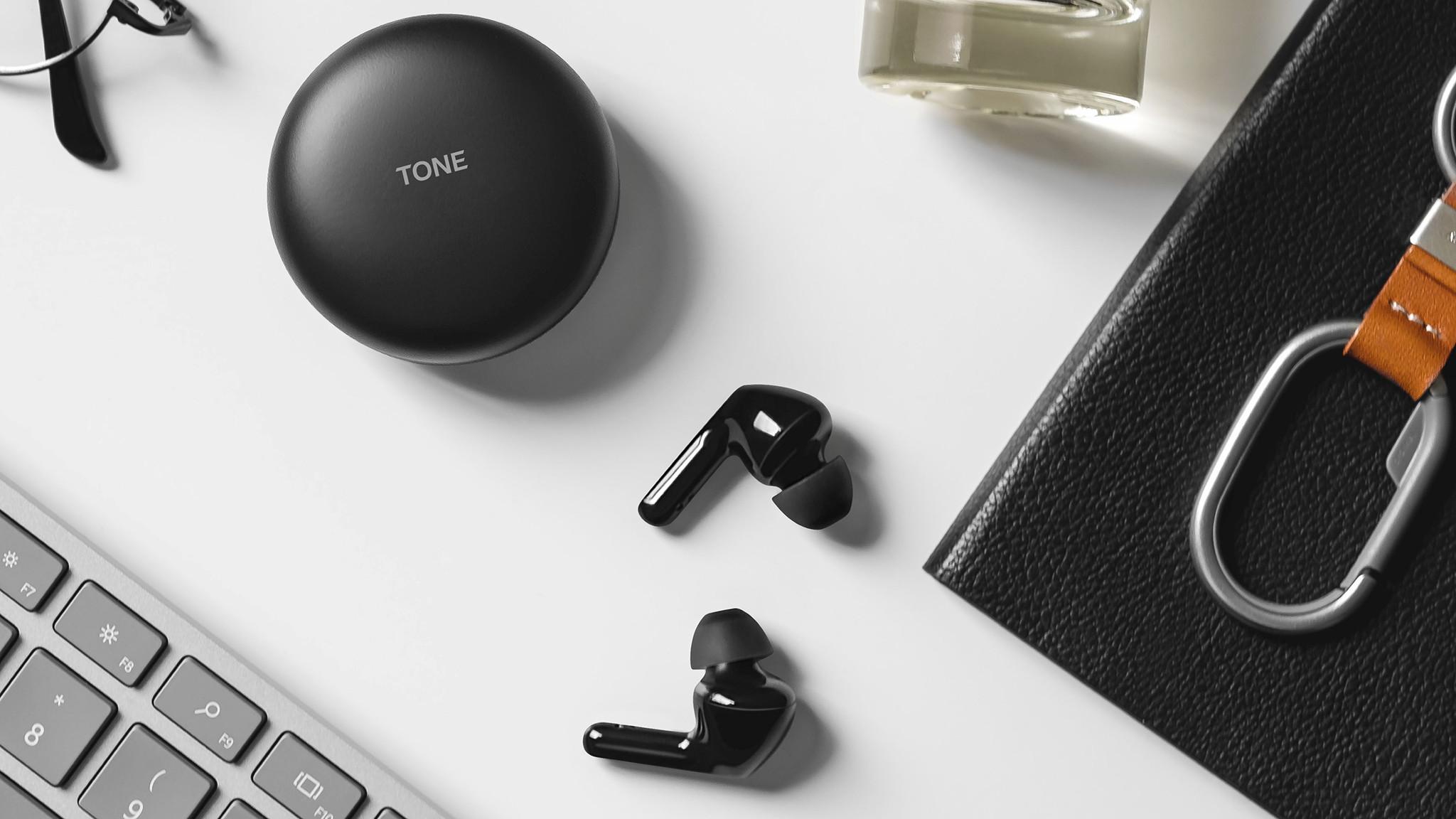LG Tone Free FN6 im Test©LG