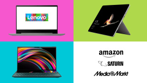 Amazon, Media Markt, Saturn: Die Top-Deals des Tages! © Media Markt, Saturn, Amazon, Lenovo, Asus, Microsoft