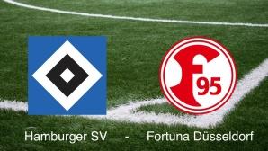 2. Bundesliga: HSV vs. Fortuna Düsseldorf©Hamburger SV, Fortuna Düsseldorf