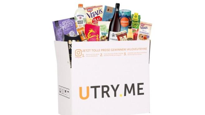 Viele verschiedene Marken sind bereits dabei©Utry.me