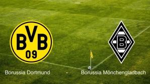 Bundesliga: Dortmund vs. Gladbach©Borussia Dortmund, Borussia M�nchengladbach