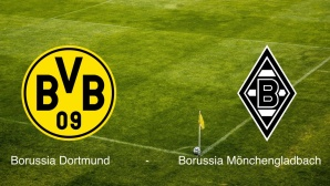 Bundesliga: Dortmund vs. Gladbach©Borussia Dortmund, Borussia Mönchengladbach
