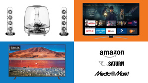 Amazon, Media Markt, Saturn: Die Top-Deals des Tages! © Media Markt, Saturn, Amazon, Harman/Kardon, Grundig, Samsung
