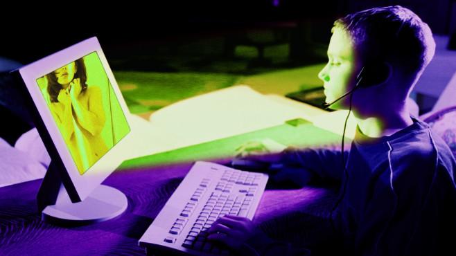 Internet-Porno: Jugendschutz©gettyimages.de / Thinkstock