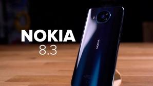 Nokia 8.3©COMPUTER BILD / NOKIA