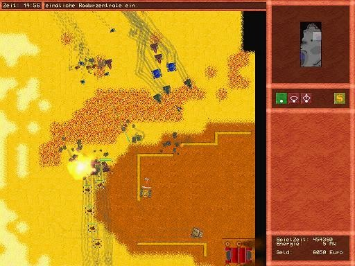 Screenshot 1 - Dune 2077