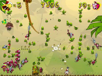 25 kostenlose Download-Spiele Hühner-Rache – Kostenlose Spezial-Version