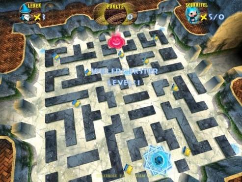 25 kostenlose Download-Spiele Magic Labyrinth – Kostenlose Spezial-Version