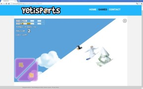 Yetisports Part 7 – FreeRide