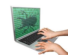 Alles über Computerviren Gefahren lauern überall – schützen Sie Ihren Rechner.©Paul Fleet - Fotolia.com