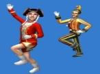 Gratis-Download: Die Sims feiern Karneval! Gratis für alle Sims-2-Besitzer: Skins für das Funkenmariechen und einen Narren.