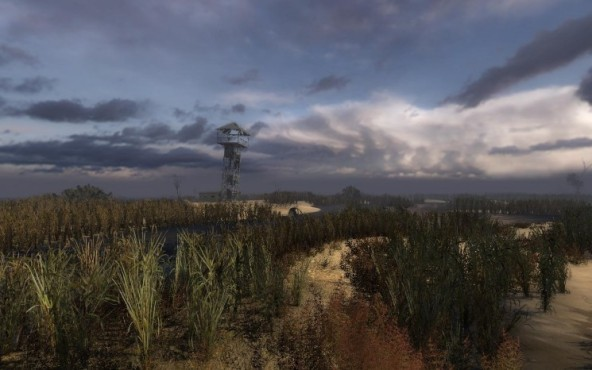 Actionspiel S.T.A.L.K.E.R. – Clear Sky: Zone