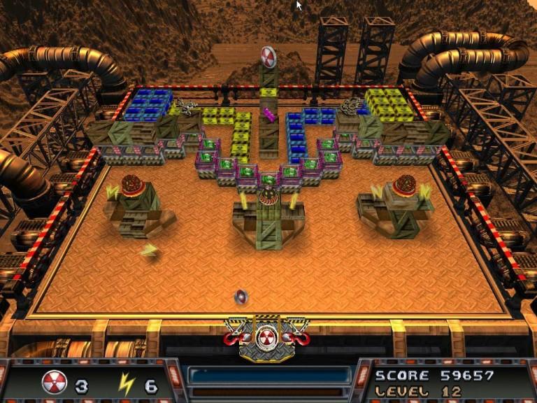 Screenshot 1 - A-Ball