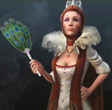 Civilization_Revolution_DS_Queen Elizabeth