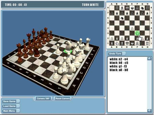 Screenshot 1 - Real Chess