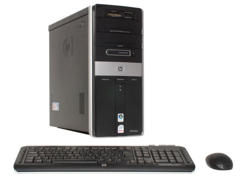Komplett-PC HP Pavilion Elite m9065.de