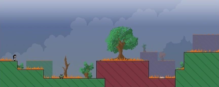 Screenshot 1 - Knytt Stories