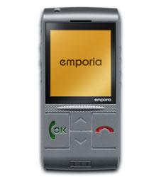Emporia Telecom: Spezial-Handys für Senioren kommen nach Deutschland Einfache Bedienung und klares Design stehen bei den Senioren-Handys von Emporia im Mittelpunkt.