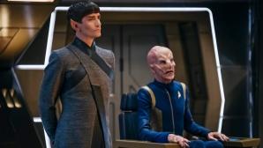 """Szene aus der ersten Staffel von """"Star Trek � Discovery""""©CBS"""