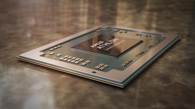 AMD Athlon und Ryzen 3000C Series: Neue Chromebook-CPUs©AMD