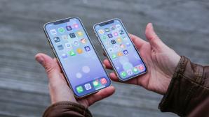 iPhone 12 mini und iPhone 12 Pro Max©COMPUTER BILD