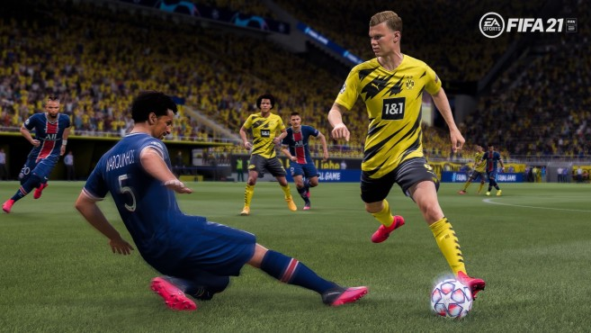 FIFA 21 Demo © Electronic Arts