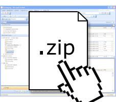 Die 20 häufigsten Dateiendungen von A bis Z Archiv-Datei