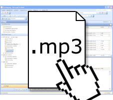 Die 20 häufigsten Dateiendungen von A bis Z Musik-Datei