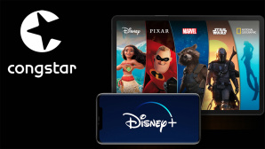 Congstar-Aktion mit Disney+ © Congstar, Disney