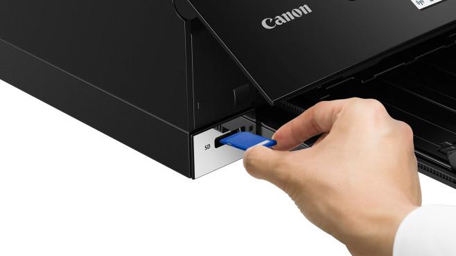 Canon Pixma TS8350: Test©Canon