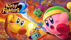 Werbebild zu Kirby Fighters 2©Nintendo