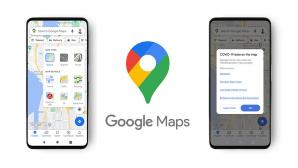Google Maps Covid-19©Google