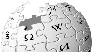 Wikipedia: Logo©Wikimedia Foundation