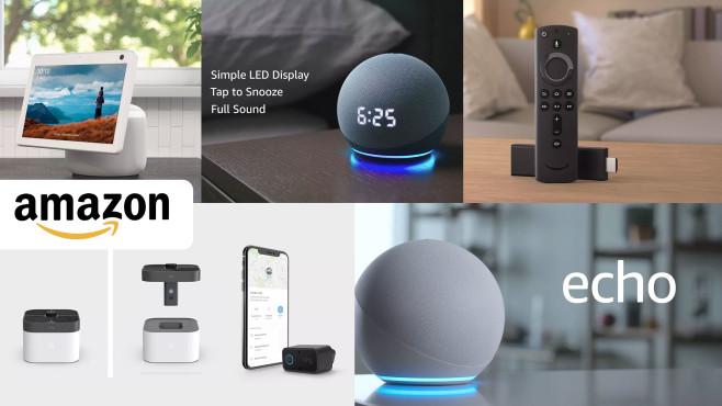 Montage neuer Amazon-Produkte©Amazon