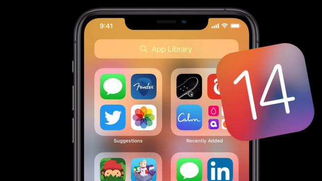 iOS 14 © COMPUTER BILD/Apple
