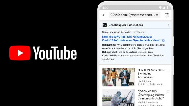 YouTube: Faktencheck©YouTube