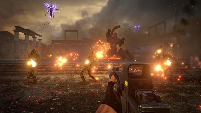 Serious Sam 4: Trailer zum Launch auf Steam und Stadia©Devolver Digital/ CroTeam