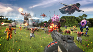 Serious Sam 4: Trailer zum Launch auf Steam und Stadia © Devolver Digital/ CroTeam
