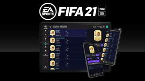 FIFA 21 Web-App©Electronic Arts